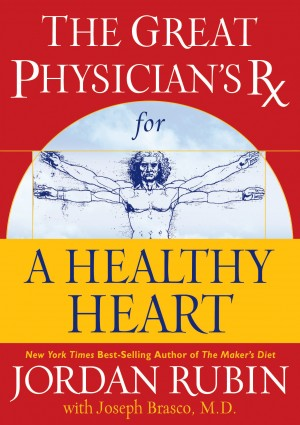 Great Physician's Rx for a Healthy Heart by Jordan Rubin from HarperCollins Christian Publishing in Family & Health category