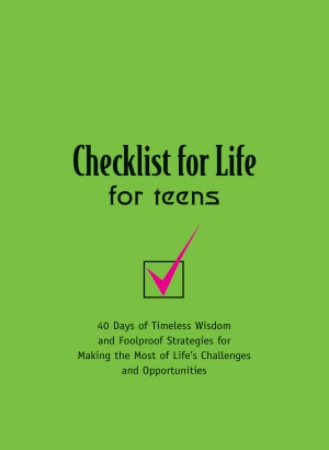 Checklist for Life for Teens by Checklist for Life from HarperCollins Christian Publishing in Teen Novel category