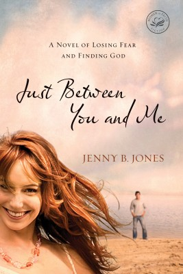 Just Between You and Me by Jenny B. Jones from HarperCollins Christian Publishing in Christianity category