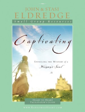 Captivating Heart to Heart Facilitator's Guide by Stasi Eldredge from HarperCollins Christian Publishing in Religion category
