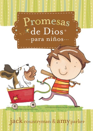 Promesas de Dios para niños by Jack Countryman from HarperCollins Christian Publishing in Teen Novel category