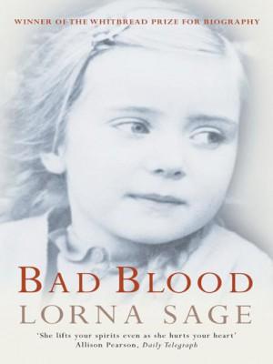 Bad Blood Lorna Sage Harpercollins Publishers Llc Us