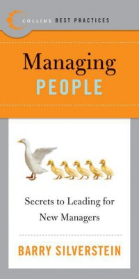 Best Practices: Managing People by Barry Silverstein from  in  category