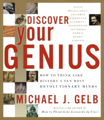 Discover Your Genius by Michael J. Gelb from HarperCollins Publishers LLC (US) in Religion category