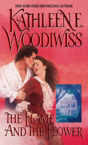 The Flame and the Flower by Kathleen E. Woodiwiss from HarperCollins Publishers LLC (US) in History category