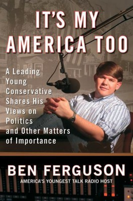 It's My America Too by Ben Ferguson from HarperCollins Publishers LLC (US) in Politics category