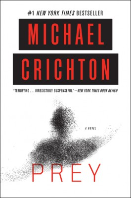 Prey by Michael Crichton from HarperCollins Publishers LLC (US) in General Novel category