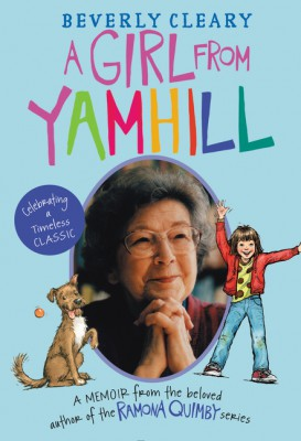 A Girl from Yamhill by Beverly Cleary from HarperCollins Publishers LLC (US) in Teen Novel category