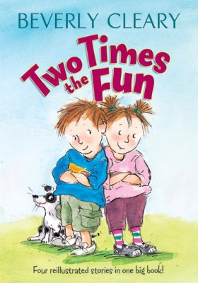 Two Times the Fun by Beverly Cleary from HarperCollins Publishers LLC (US) in Teen Novel category
