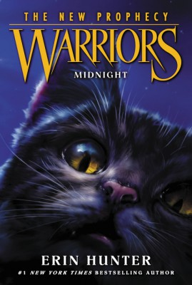 Warriors: The New Prophecy #1: Midnight by Erin Hunter from HarperCollins Publishers LLC (US) in Teen Novel category