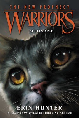 Warriors: The New Prophecy #2: Moonrise by Erin Hunter from HarperCollins Publishers LLC (US) in Teen Novel category