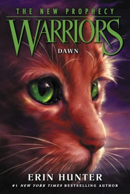 Warriors: The New Prophecy #3: Dawn by Erin Hunter from HarperCollins Publishers LLC (US) in Teen Novel category