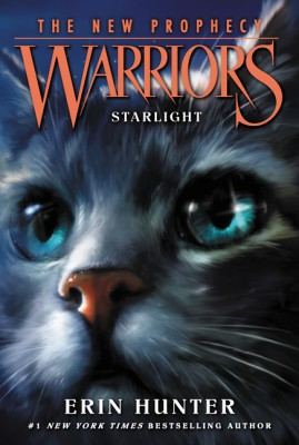 Warriors: The New Prophecy #4: Starlight by Erin Hunter from HarperCollins Publishers LLC (US) in Teen Novel category