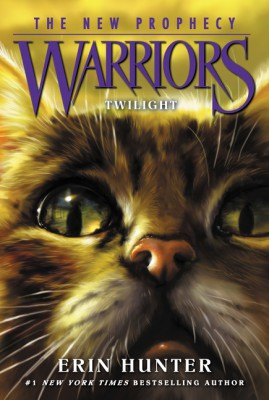 Warriors: The New Prophecy #5: Twilight by Erin Hunter from HarperCollins Publishers LLC (US) in Teen Novel category