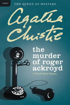 The Murder of Roger Ackroyd by Agatha  Christie from  in  category