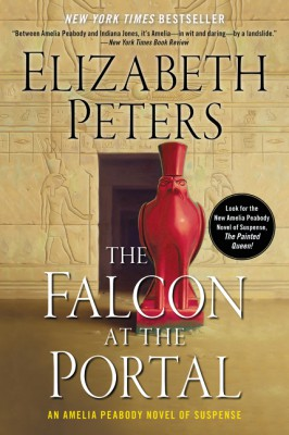 The Falcon at the Portal by Elizabeth Peters from HarperCollins Publishers LLC (US) in General Novel category