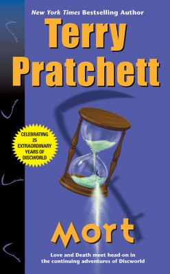 Mort by Terry Pratchett from HarperCollins Publishers LLC (US) in General Novel category