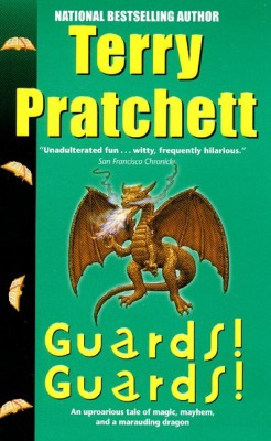 Guards! Guards! by Terry Pratchett from HarperCollins Publishers LLC (US) in General Novel category