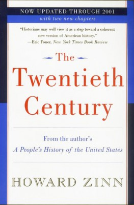The Twentieth Century by Howard Zinn from HarperCollins Publishers LLC (US) in History category