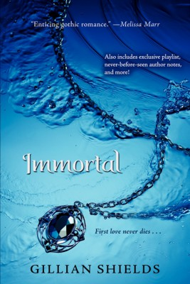 Immortal by Gillian Shields from HarperCollins Publishers LLC (US) in General Novel category