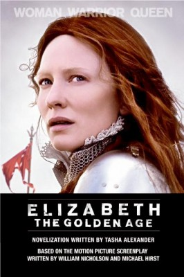 Elizabeth: The Golden Age by Tasha Alexander from HarperCollins Publishers LLC (US) in History category