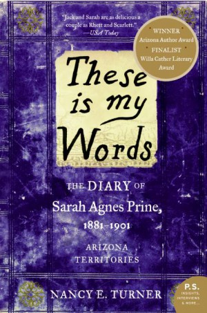 These Is My Words by Nancy Turner from HarperCollins Publishers LLC (US) in General Novel category