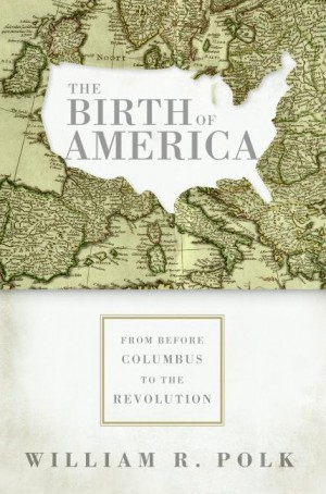 The Birth of America by William R. Polk from HarperCollins Publishers LLC (US) in History category