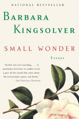 Small Wonder by Barbara Kingsolver from  in  category