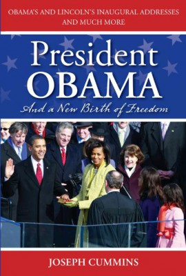 President Obama and a New Birth of Freedom by Joseph Cummins from HarperCollins Publishers LLC (US) in Teen Novel category