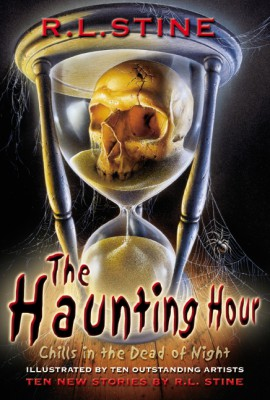 The Haunting Hour by R.L. Stine from HarperCollins Publishers LLC (US) in Teen Novel category