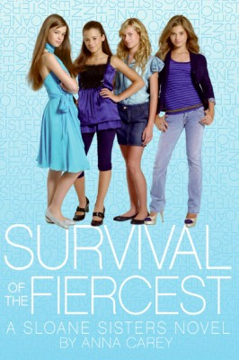 Survival of the Fiercest by Anna Carey from HarperCollins Publishers LLC (US) in General Novel category