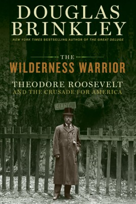 The Wilderness Warrior by Douglas Brinkley from HarperCollins Publishers LLC (US) in Autobiography & Biography category