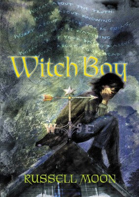 Witch Boy by Russell Moon from HarperCollins Publishers LLC (US) in General Novel category