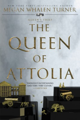 The Queen of Attolia by Megan Whalen Turner from HarperCollins Publishers LLC (US) in General Novel category