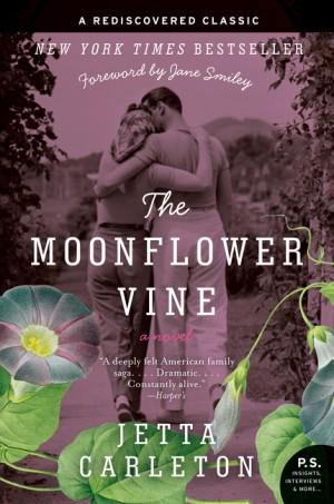 The Moonflower Vine | Jetta Carleton | HarperCollins