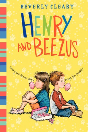 Henry and Beezus by Beverly Cleary from HarperCollins Publishers LLC (US) in Teen Novel category