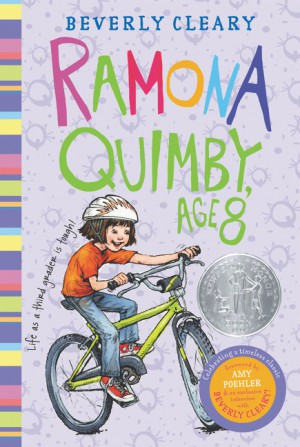 Ramona Quimby, Age 8 by Beverly Cleary from HarperCollins Publishers LLC (US) in Teen Novel category