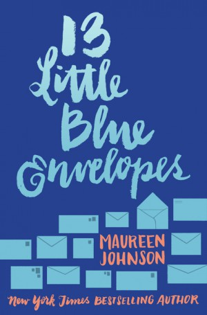 13 Little Blue Envelopes by Maureen Johnson from  in  category