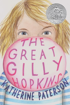 The Great Gilly Hopkins by Katherine Paterson from HarperCollins Publishers LLC (US) in Teen Novel category