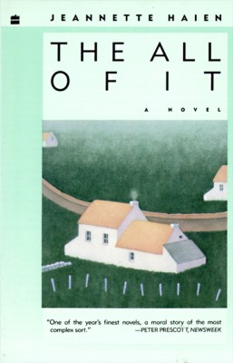 The All of It by Jeannette Haien from HarperCollins Publishers LLC (US) in General Novel category