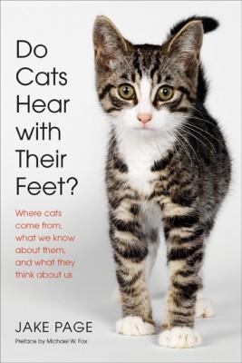 Do Cats Hear with Their Feet?