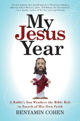 My Jesus Year by Benyamin Cohen from HarperCollins Publishers LLC (US) in Religion category