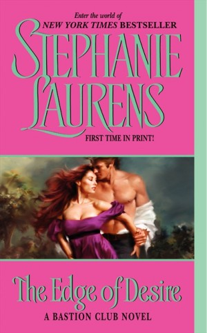 The Edge of Desire by Stephanie Laurens from HarperCollins Publishers LLC (US) in History category