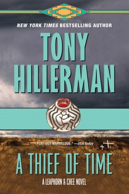 A Thief of Time by Tony Hillerman from  in  category