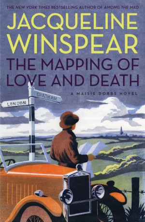 The Mapping of Love and Death by Jacqueline Winspear from HarperCollins Publishers LLC (US) in History category