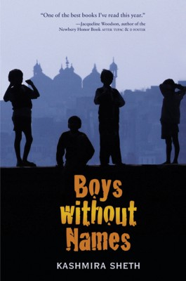 Boys Without Names by Kashmira Sheth from  in  category