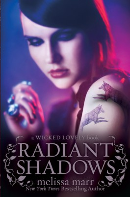 Radiant Shadows by Melissa Marr from  in  category