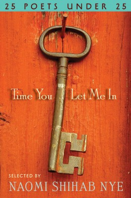 Time You Let Me In by Naomi Shihab Nye from  in  category