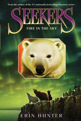 Seekers #5: Fire in the Sky by Erin Hunter from HarperCollins Publishers LLC (US) in Teen Novel category