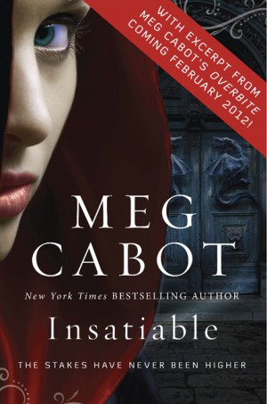 Insatiable by Meg Cabot from HarperCollins Publishers LLC (US) in General Novel category